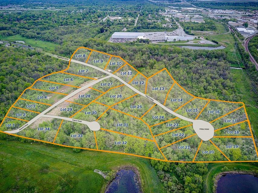 Land for Sale at W132N5820 Marach Road W132N5820 Marach Road Menomonee Falls, Wisconsin 53051 United States