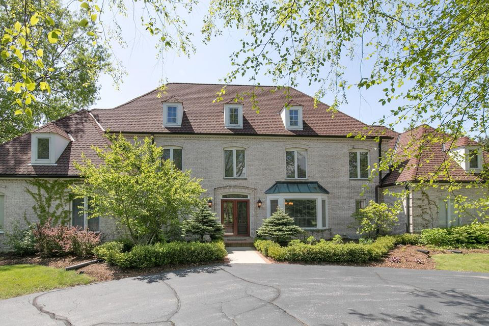 Single Family Home for Sale at 2485 W Fairy Chasm Road 2485 W Fairy Chasm Road River Hills, Wisconsin 53217 United States