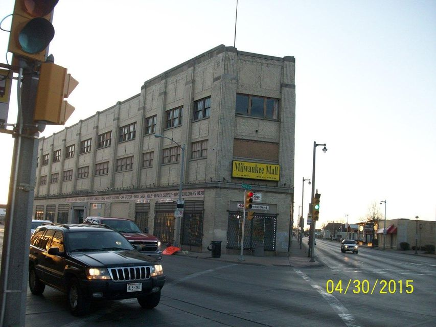 Commercial / Industrial for Sale at 2100 W North Avenue 2100 W North Avenue Milwaukee, Wisconsin 53205 United States