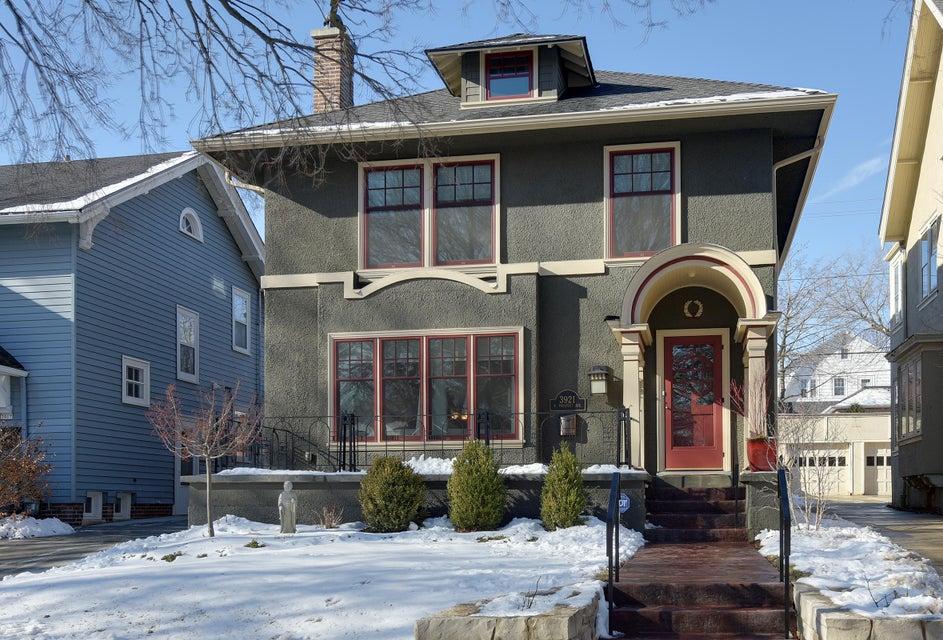 3921 N Prospect Avenue 3921 N Prospect Avenue Shorewood, Wisconsin 53211 United States