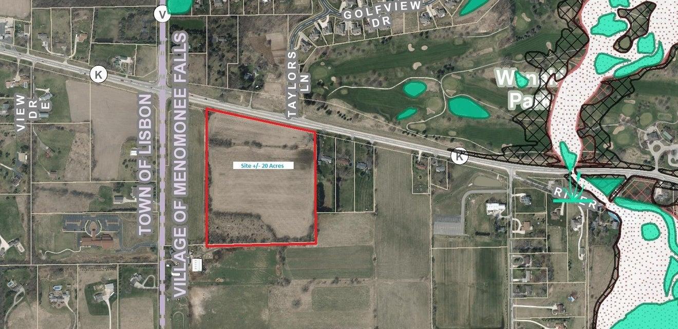 Land for Sale at N50W21583 Lisbon Road N50W21583 Lisbon Road Menomonee Falls, Wisconsin 53051 United States