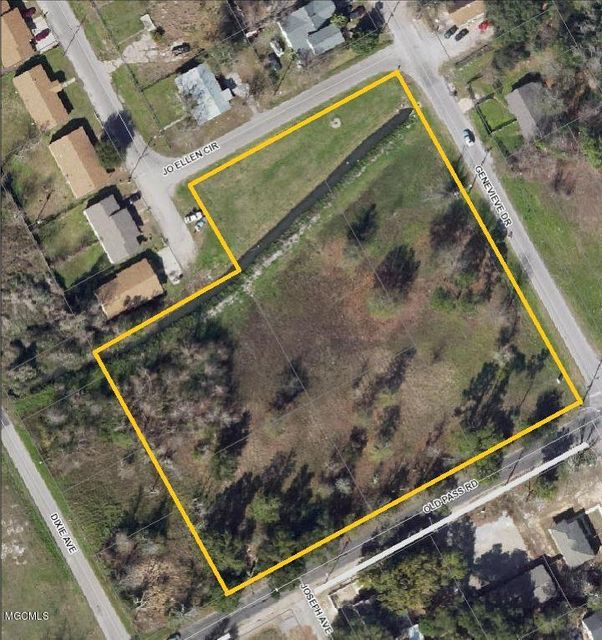 0 Old Pass Rd,Gulfport,Mississippi 39501,Lots/Acreage/Farm,Old Pass,188311
