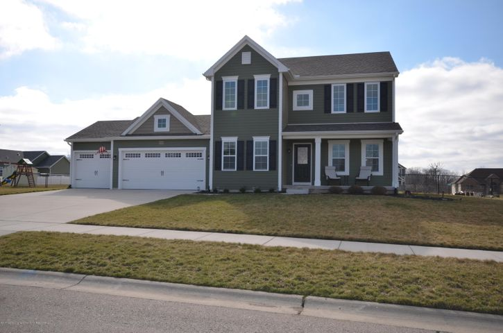 1915  Sunshine Path , Holt, MI 48842