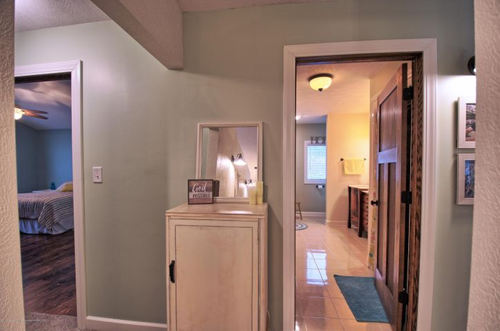 Master Bathroom Entry