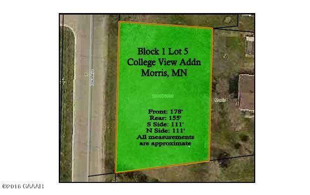 TBD Iowa Avenue, Morris, MN 56267