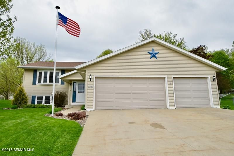 2305  Hampton Rhodes Court NW, Rochester in Olmsted County, MN 55901 Home for Sale