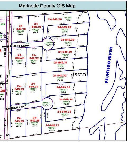 Nest Lane and Lauren Lane, Peshtigo, WI 54157