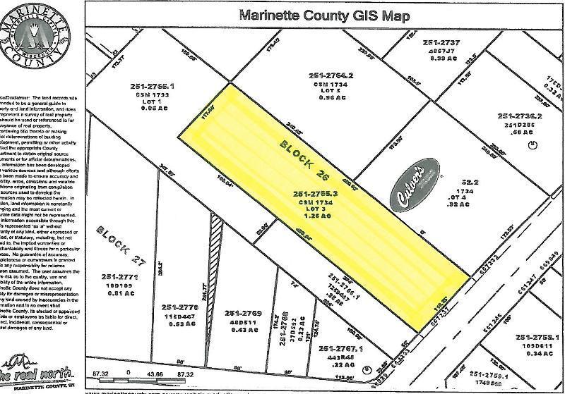 1227 Marinette Avenue, Marinette, WI 54143