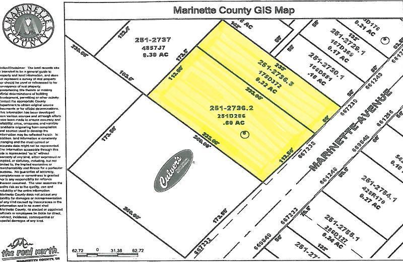 1215-1217 Marinette Avenue, Marinette, WI 54143
