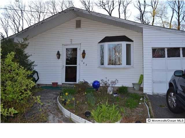 Photo of home for sale at 303 Monmouth Avenue Avenue, Neptune Township NJ