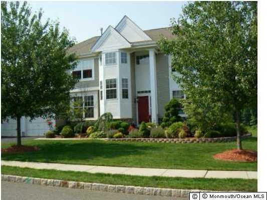 Photo of home for sale at 8 Yardley Manor Drive Drive, Matawan NJ