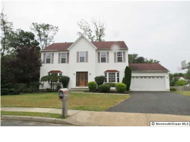 Photo of home for sale at 204 Moss Place Place, Neptune Township NJ