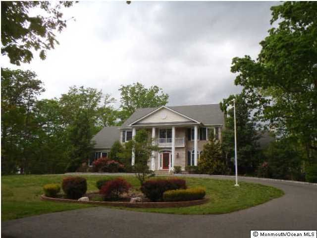Photo of home for sale at 1 Risa Benjamin Way Way, Freehold NJ