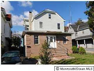 Photo of home for sale at 62 2nd Avenue Avenue, Long Branch NJ