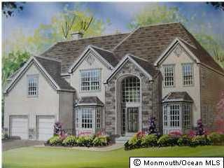 Photo of home for sale at 2 Serenity Place Place, Marlboro NJ
