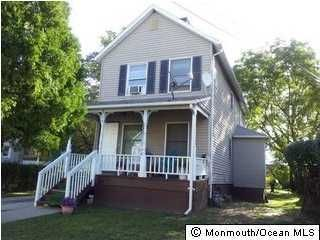Photo of home for sale at 114 Atkins Avenue Avenue, Neptune Township NJ
