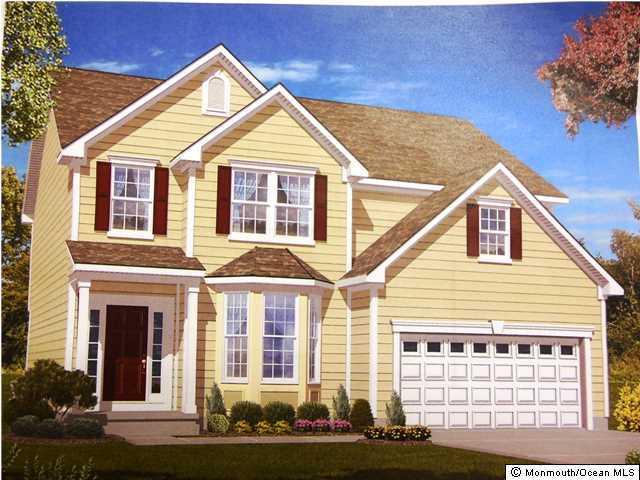 Photo of home for sale at 6 Benson Street Street E, Tinton Falls NJ