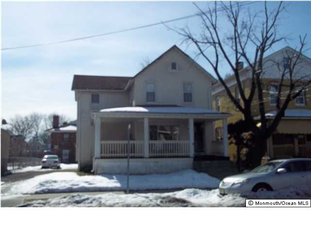 Photo of home for sale at 1220 Monroe Avenue Avenue, Asbury Park NJ