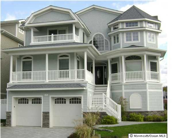 Maison unifamiliale pour l Vente à 1618 Beacon Lane 1618 Beacon Lane Point Pleasant Beach, New Jersey 08742 États-Unis