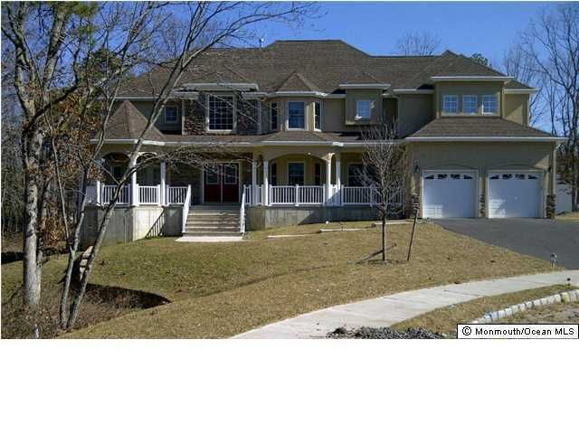 Photo of home for sale at 1 Waltham Drive Drive, Tinton Falls NJ