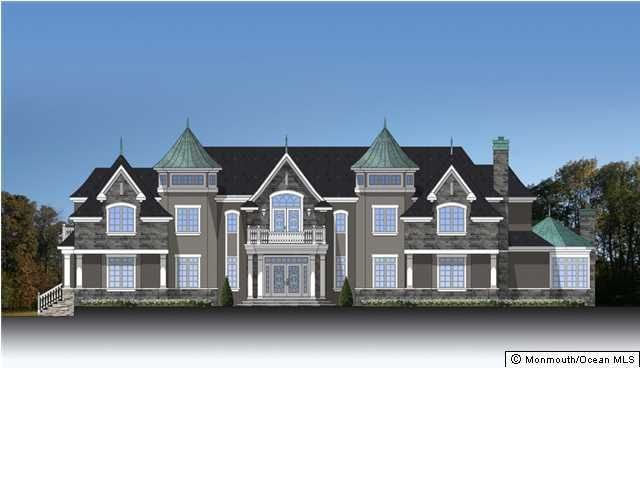Casa Unifamiliar por un Venta en County Road 537 Colts Neck, Nueva Jersey 07722 Estados Unidos