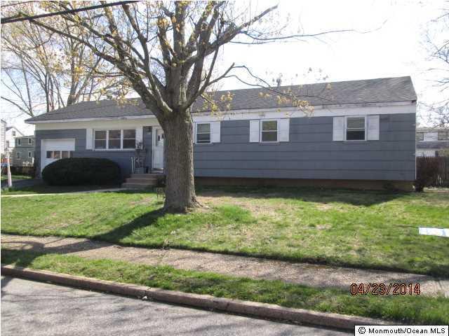 Photo of home for sale at 505 Mayfair Lane Lane, Neptune Township NJ