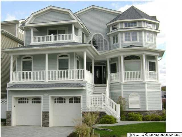 Single Family Home for Rent at 1618 Beacon Lane Point Pleasant Beach, 08742 United States