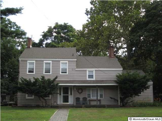 Photo of home for sale at 314 Broad Street Street, Eatontown NJ