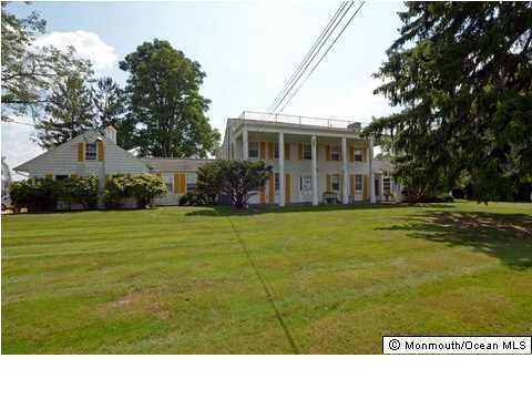 Single Family Home for Sale at 148 County Road 537 Colts Neck, 07722 United States