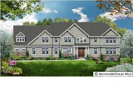 Photo of home for sale at 1529 Equestrian Lane Lane, Wall NJ