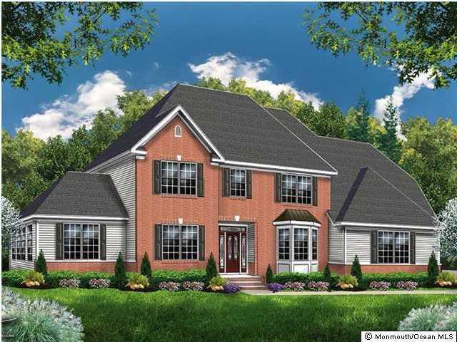 Photo of home for sale at 14 Bramble Drive Drive, Hopewell Twp NJ
