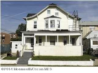 Photo of home for sale at 1207 Bergh Street Street, Asbury Park NJ
