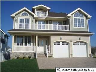 Single Family Home for Sale at 1615 Ocean Avenue Point Pleasant Beach, New Jersey 08742 United States