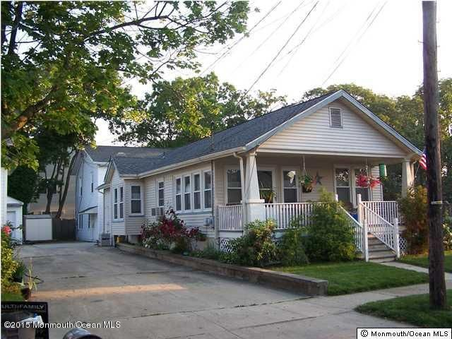 Photo of home for sale at 309 14th Avenue Avenue, Belmar NJ