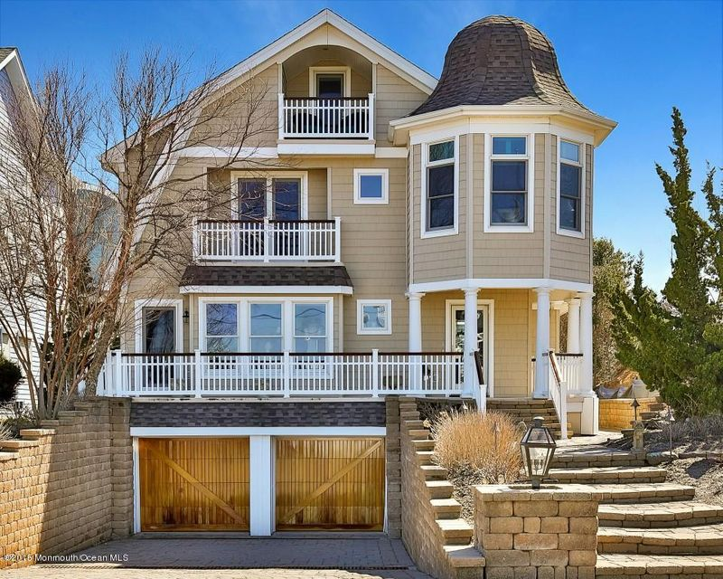 Single Family Home for Sale at 6 The Terrace Sea Girt, New Jersey 08750 United States