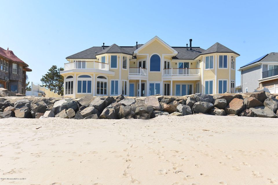 Single Family Home for Sale at 37 Ocean Avenue Monmouth Beach, New Jersey 07750 United States