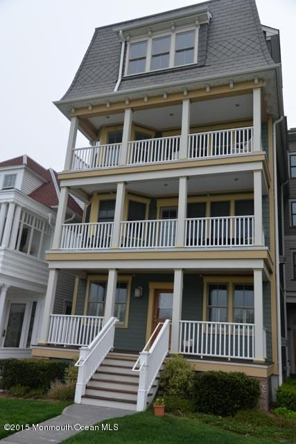 Photo of home for sale at 30 Ocean Pathway, Ocean Grove NJ