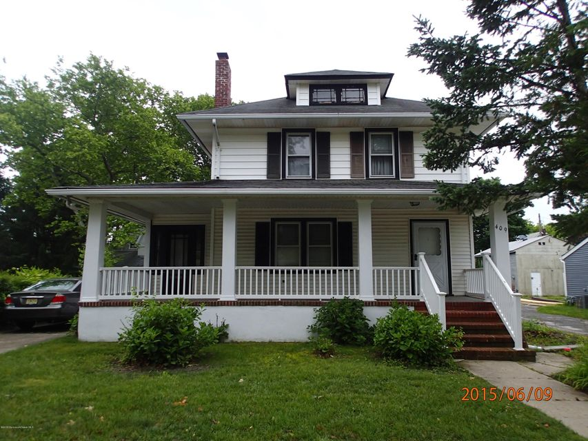 Photo of home for sale at 409 12th Avenue Avenue, Belmar NJ