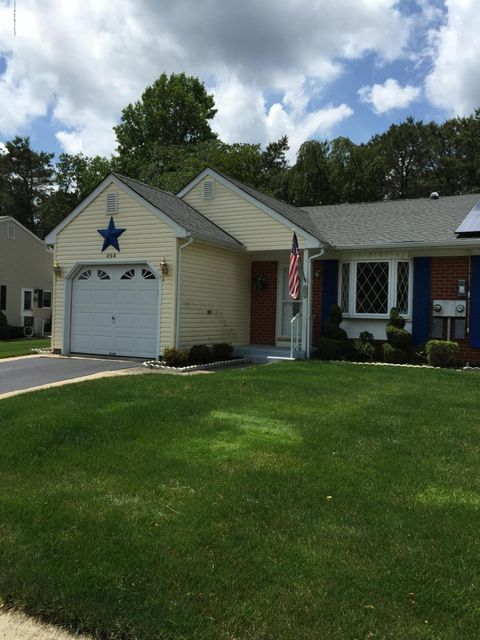 Photo of home for sale at 89a Birchwood Drive Drive, Manchester NJ