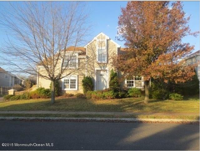Photo of home for sale at 111 Kentucky Way Way, Freehold NJ