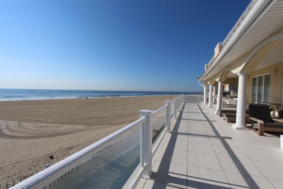 Photo of home for sale at 41 Riviera Drive Drive, Long Branch NJ