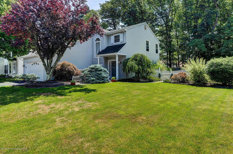 Photo of home for sale at 11 Sweet Gum Road Road, Howell NJ