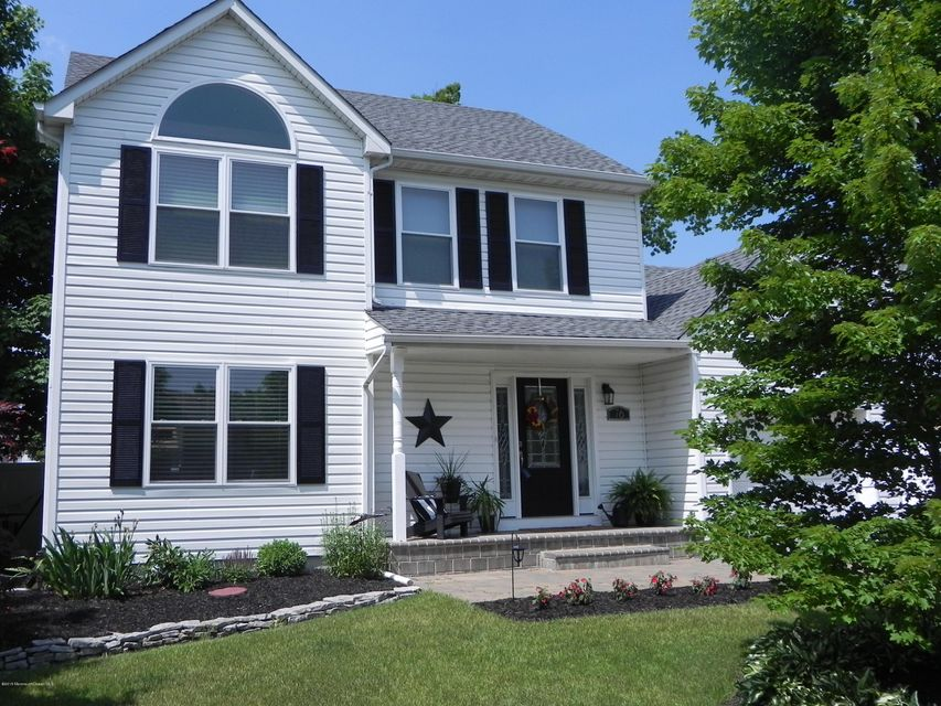 Photo of home for sale at 76 Red Maple Drive Drive, Brick NJ