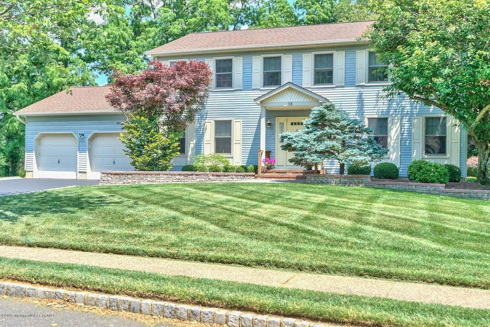 Photo of home for sale at 18 Rockwell Circle Circle, Marlboro NJ