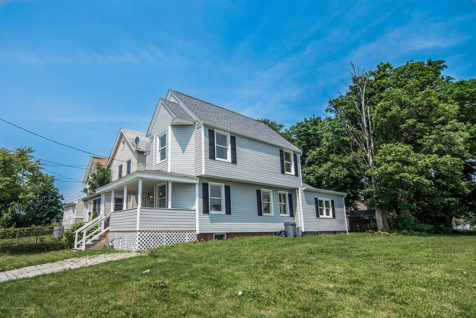 Photo of home for sale at 137 Central Avenue Avenue, Long Branch NJ