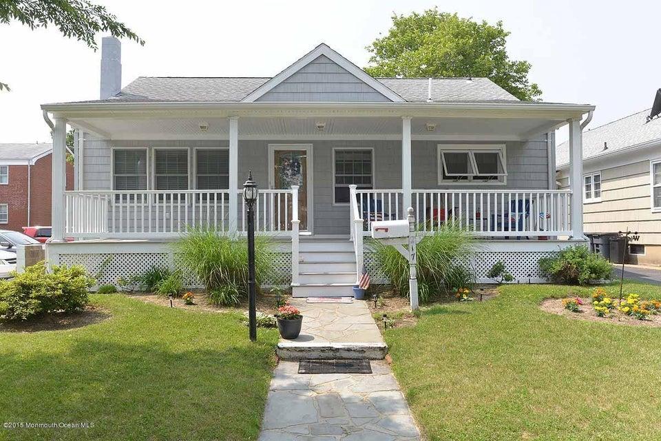 Photo of home for sale at 217 10th Avenue Avenue, Belmar NJ