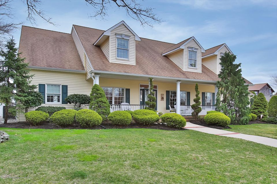 Photo of home for sale at 6 Tucker Drive Drive, Neptune City NJ
