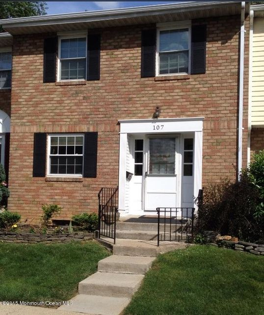 Photo of home for sale at 107 Stokes Street Street, Freehold NJ