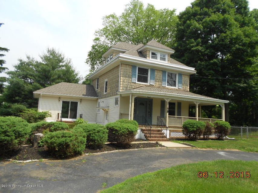 Photo of home for sale at 1158 Front Street Street W, Lincroft NJ