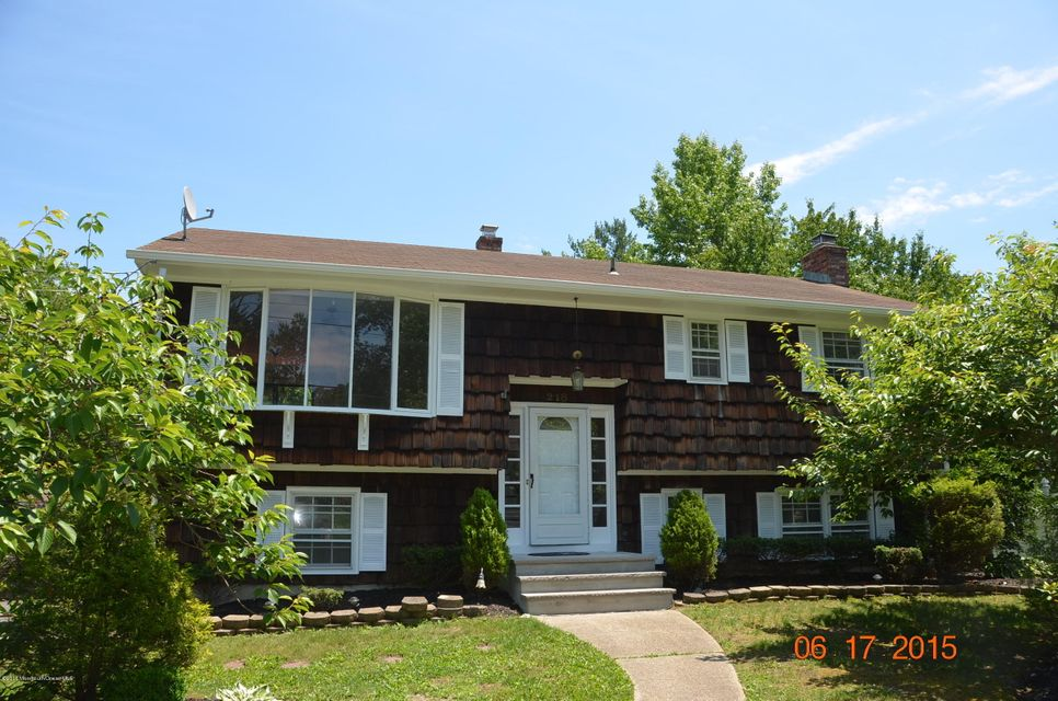 Photo of home for sale at 218 Pittenger Place Place, Neptune Township NJ